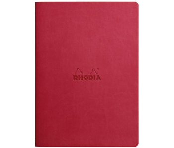 Rhodia Rhodiarama Notebook Mini 2PK Poppy/Tangerine Lined