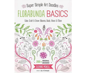 SUPER SIMPLE ART DOODLES FLORABUNDA BASICS