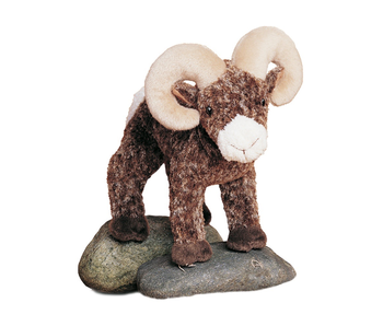 DOUGLAS CUDDLE TOY PLUSH CLIMBER BIG HORN SHEEP