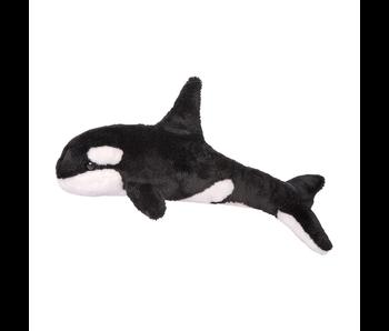 DOUGLAS CUDDLE TOY PLUSH SPOUT ORCA WHALE