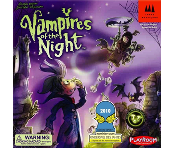 VAMPIRE OF THE NIGHT GAME