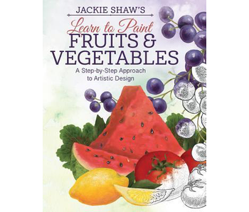 LEARN TO PAINT FRUITS & VEGETABLES