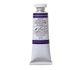 M. GRAHAM WATERCOLOUR 15ML DIOXAZINE PURPLE
