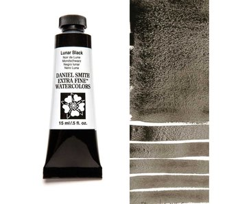 DANIEL SMITH XF WATERCOLOR 15ML LUNAR BLACK