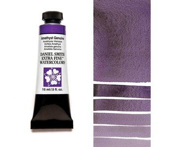 DANIEL SMITH XF WATERCOLOR 15ML AMETHYST GENUINE