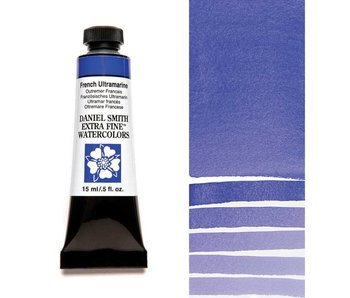 DANIEL SMITH XF WATERCOLOR 15ML FRENCH ULTRAMARINE