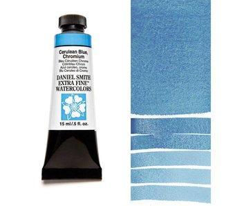 DANIEL SMITH XF WATERCOLOR 15ML CERULEAN BLUE CHROMIUM