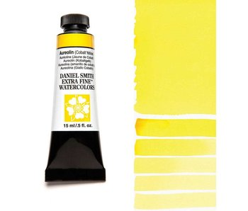 DANIEL SMITH XF WATERCOLOR 15ML AUREOLIN (COBALT YELLOW)