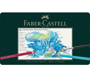 Faber Castell Durer Watercolor Pencil Set 36Pk