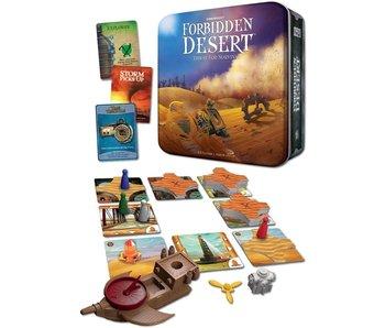 FORBIDDEN DESERT GAME TIN