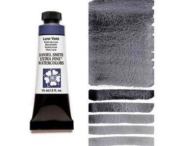 DANIEL SMITH XF WATERCOLOR 15ML LUNAR VIOLET