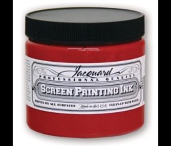 JACQUARD PROFESSIONAL SCREEN PRINTING INK 16OZ RED