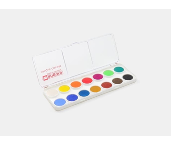 ANGORA WATERCOLORS 14PK PANS SET