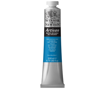 W&N ARTISAN OIL 200ML CERULEAN BLUE HUE