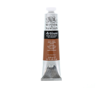 W&N ARTISAN OIL 200ML BURNT UMBER
