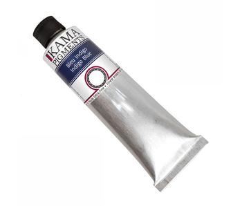 KAMA PIGMENTS ARTIST OIL 125ML INDIGO BLUE