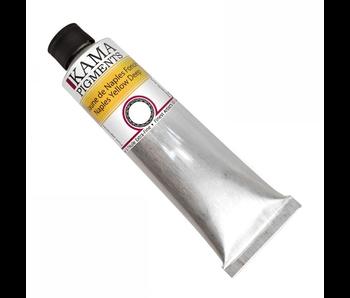KAMA PIGMENTS ARTIST OIL 125ML IVORY BLACK