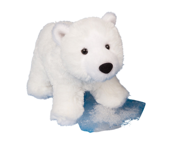 DOUGLAS CUDDLE TOY PLUSH WHITEY POLAR BEAR