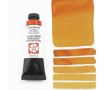 DANIEL SMITH XF WATERCOLOR 15ML AUSSIE RED GOLD