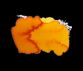 Robert Oster Ink 50ml Yellow Sunrise