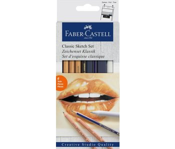 Faber Castell Classic Sketch Set