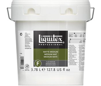 Liquitex MATTE Medium - GALLON
