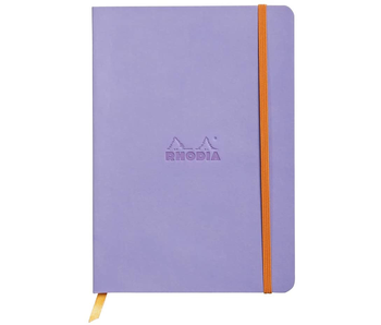 Rhodia Rhodiarama Notebook 6x8 Dot Grid Iris