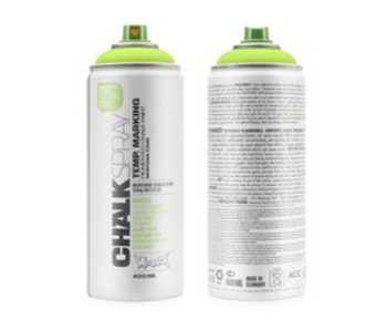 MONTANA CHALK SPRAY 400ML GREEN (CN CODE)