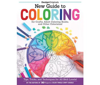 DESIGN ORIGINALS NEW GUIDE TO COLORING