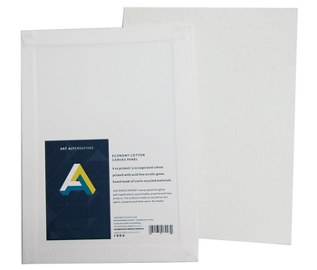 ART ALTERNATIVES CANVAS BOARDS 11x14 5PK
