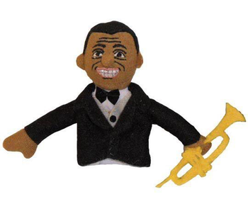 MAGNETIC PERSONALITY LOUIS ARMSTRONG