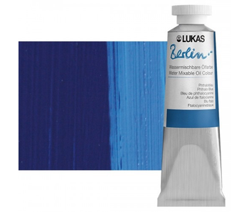 LUKAS BERLIN OIL 37ML PHTHALO BLUE