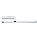 LAMY JOY CALLIGRAPHY PEN WHITE WITH RED CLIP 1.5