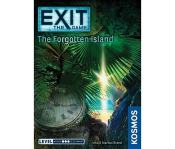THAMES & KOSMOS: EXIT THE GAME - THE FORGOTTEN ISLAND