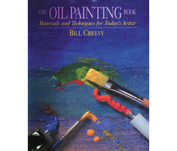 THE OIL PAINTING BOOK BILL CREEVY