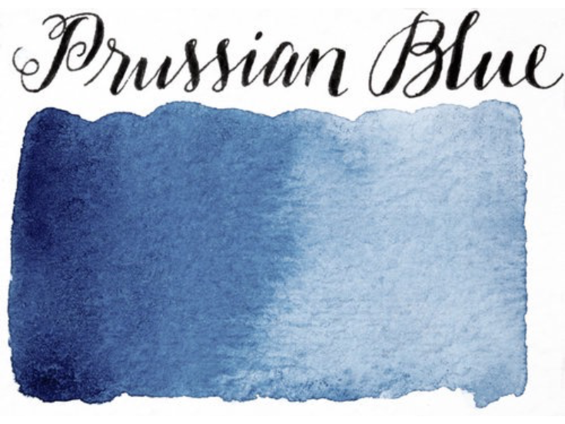 STONEGROUND PAINT HALF PAN PRUSSIAN BLUE