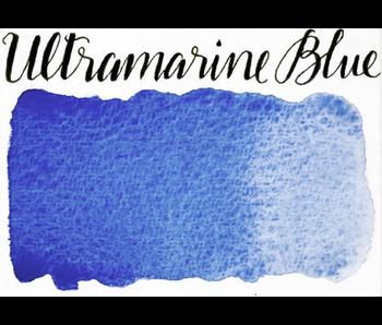 STONEGROUND PAINT HALF PAN ULTRAMARINE BLUE