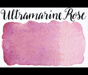 STONEGROUND PAINT HALF PAN ULTRAMARINE ROSE