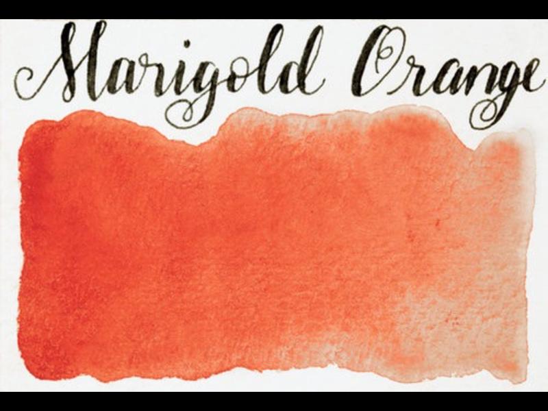 STONEGROUND PAINT HALF PAN MARIGOLD ORANGE