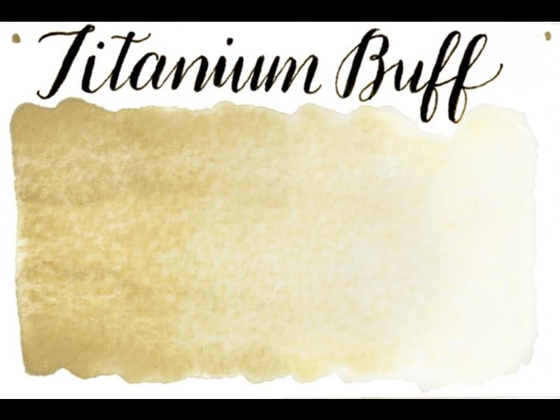 STONEGROUND PAINT HALF PAN TITANIUM BUFF