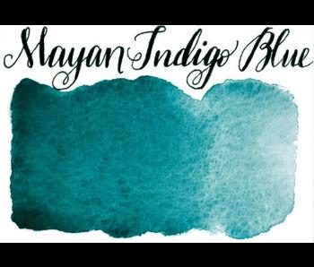 STONEGROUND PAINT HALF PAN MAYAN INDIGO BLUE