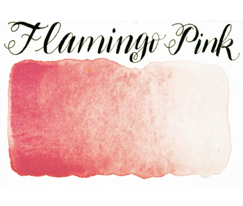 STONEGROUND PAINT HALF PAN FLAMINGO PINK