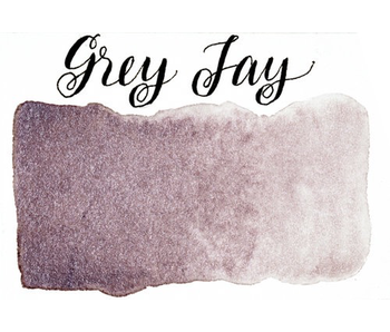 STONEGROUND PAINT HALF PAN GREY JAY