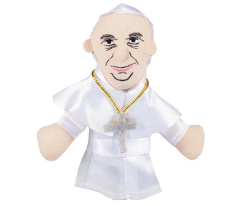MAGNETIC PERSONALITY POPE FRANCIS