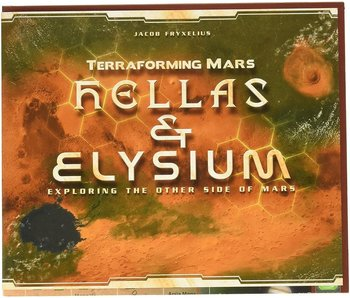 TERRAFORMING MARS: HELLAS & ELYSIUM - EXPLORING THE OTHER SIDE OF MARS EXPANSION