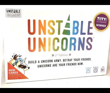 #9 BESTSELLER - Unstable Unicorns Second Edition