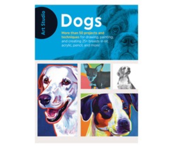 ART STUDIO BOOK - DOGS