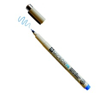MICRON PEN PN BLUE ARCHIVAL INK