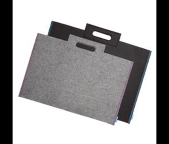 ITOYA PROFOLIO MIDTOWN BAG 22X31 BLACK