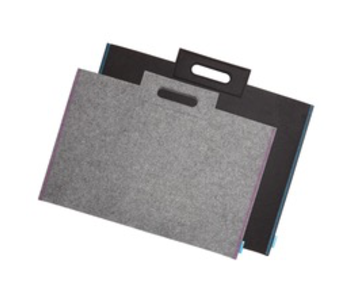 ITOYA PROFOLIO MIDTOWN BAG 14x21 BLACK